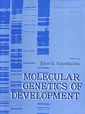 ADVANCES IN GENETICS VOLUME 24