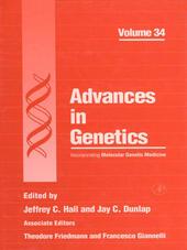 Advances in Genetics