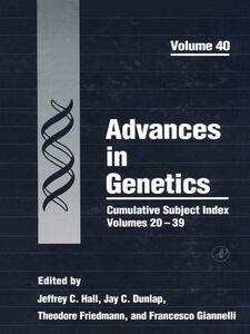 Foto Cover di Cumulative Subject Index, Volumes 20-39, Ebook inglese di  edito da Elsevier Science