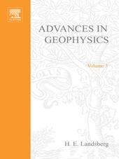 ADVANCES IN GEOPHYSICS VOLUME 3