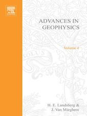 ADVANCES IN GEOPHYSICS VOLUME 4
