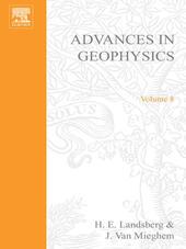 ADVANCES IN GEOPHYSICS VOLUME 8