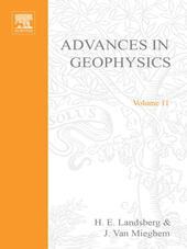 ADVANCES IN GEOPHYSICS VOLUME 11