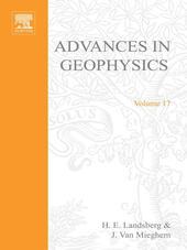 ADVANCES IN GEOPHYSICS VOLUME 17