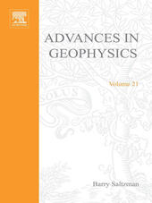 ADVANCES IN GEOPHYSICS VOLUME 21