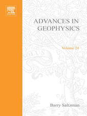 ADVANCES IN GEOPHYSICS VOLUME 24