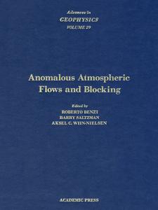 Ebook in inglese ADVANCES IN GEOPHYSICS VOLUME 29 -, -