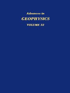 Ebook in inglese ADVANCES IN GEOPHYSICS VOLUME 32