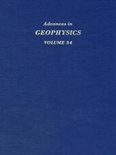 ADVANCES IN GEOPHYSICS VOLUME 34