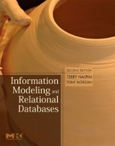 Foto Cover di Information Modeling and Relational Databases, Ebook inglese di Terry Halpin,Tony Morgan, edito da Elsevier Science