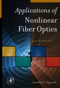 Ebook in inglese Applications of Nonlinear Fiber Optics Agrawal, Govind