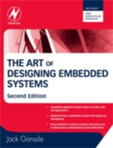 Ebook in inglese Art of Designing Embedded Systems Ganssle, Jack