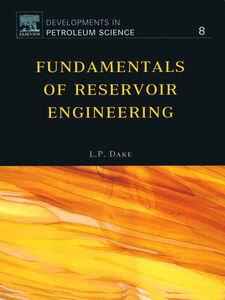 Ebook in inglese Fundamentals of Reservoir Engineering Dake, L.P.