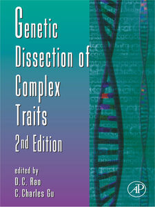 Ebook in inglese Genetic Dissection of Complex Traits -, -