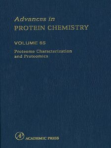 Ebook in inglese Proteome Characterization and Proteomics