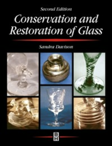 Ebook in inglese Conservation and Restoration of Glass Davison, Sandra
