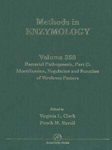 Ebook in inglese Bacterial Pathogenesis, Part C -, -