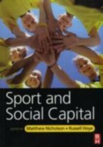 Ebook in inglese Sport and Social Capital
