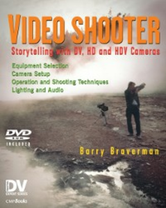 Ebook in inglese Video Shooter Braverman, Barry