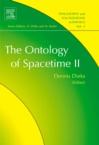 Foto Cover di Ontology of Spacetime II, Ebook inglese di  edito da Elsevier Science