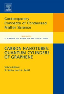Ebook in inglese Carbon Nanotubes: Quantum Cylinders of Graphene -, -