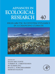 Foto Cover di High-Arctic Ecosystem Dynamics in a Changing Climate, Ebook inglese di  edito da Elsevier Science