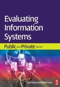 Foto Cover di Evaluating Information Systems, Ebook inglese di  edito da Elsevier Science