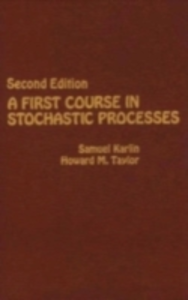 Ebook in inglese First Course in Stochastic Processes Karlin, Samuel , Taylor, Howard E.