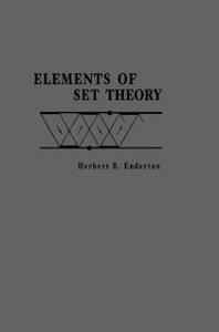 Ebook in inglese Elements of Set Theory Enderton, Herbert B.