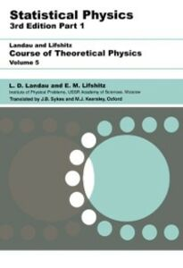 Ebook in inglese Statistical Physics Landau, L D , Lifshitz, E.M.