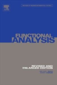 Foto Cover di I: Functional Analysis, Ebook inglese di Michael Reed,Barry Simon, edito da Elsevier Science
