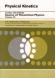 Ebook in inglese Physical Kinetics Lifshitz, E.M. , Pitaevskii, L. P.