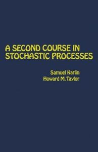 Ebook in inglese Second Course in Stochastic Processes Karlin, Samuel , Taylor, Howard E.