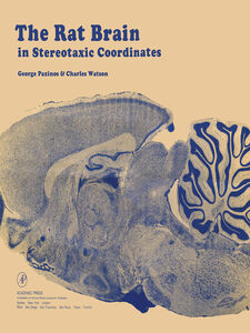 Foto Cover di The Rat Brain in Stereotaxic Coordinates, Ebook inglese di George Paxinos,Charles Watson, edito da Elsevier Science