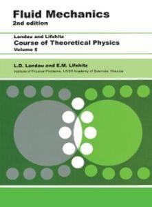 Ebook in inglese Fluid Mechanics Landau, L D , Lifshitz, E.M.