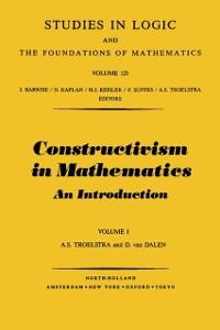 Ebook in inglese Constructivism in Mathematics Vol.1 Dalen, D. van , Troelstra, A.S.