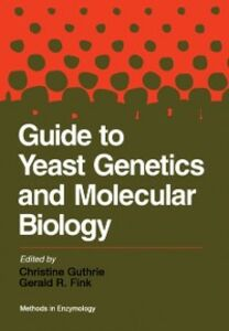 Foto Cover di Guide to Yeast Genetics and Molecular Biology, Ebook inglese di  edito da Elsevier Science