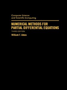 Ebook in inglese Numerical Methods for Partial Differential Equations Ames, William F.