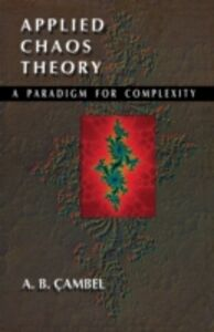 Ebook in inglese Applied Chaos Theory Cambel, Ali Bulent