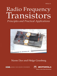 Ebook in inglese Radio Frequency Transistors Granberg, Helge