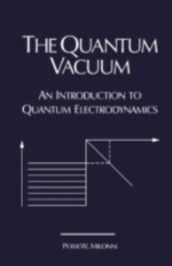 Foto Cover di Quantum Vacuum, Ebook inglese di Peter W. Milonni, edito da Elsevier Science