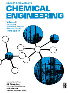 Foto Cover di Chemical Engineering Volume 3, Ebook inglese di D G Peacock,J.F. Richardson, edito da Elsevier Science