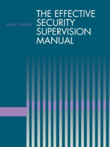 Ebook in inglese Effective Security Supervision Manual Brislin, Ralph
