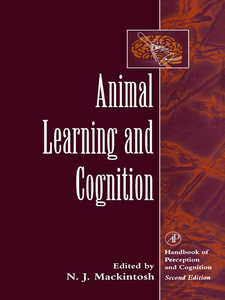 Ebook in inglese Animal Learning and Cognition -, -