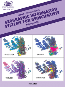 Ebook in inglese Geographic Information Systems for Geoscientists Bonham-Carter, G.F.