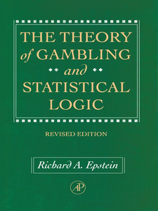 Ebook in inglese The Theory of Gambling and Statistical Logic, Revised Edition Epstein, Richard A.