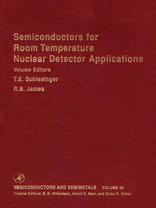 Ebook in inglese Semiconductors for Room Temperature Nuclear Detector Applications