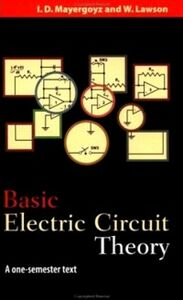 Ebook in inglese Basic Electric Circuit Theory Lawson, W. , Mayergoyz, Isaak D.