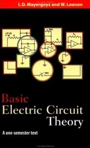 Ebook in inglese Basic Electric Circuit Theory Lawson, W. , Mayergoyz, Isaak D.