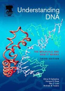 Foto Cover di Understanding DNA, Ebook inglese di Chris R. Calladine,Horace Drew, edito da Elsevier Science